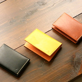 MOTO - Card Case(Cow Leather,CA1)