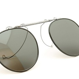 OLIVER PEOPLES - O'MALLEY / CLIP ON SUNGLASSES