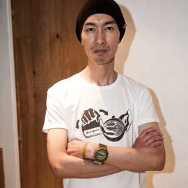 "T-SHIRTS AS MEDIA2012""Rockn' Arrow"" - DESIGN by 澤田洋史"