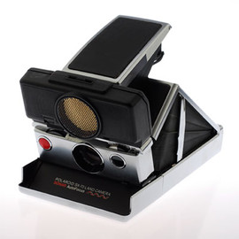 POLAROID - SX-70 LAND CAMERA SONAR AutoFocus Setの商品写真