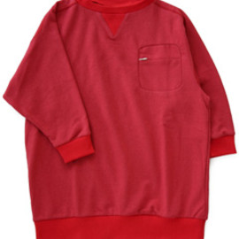 CYDERHOUSE - Ever-Changing Sweat-minimal (red)