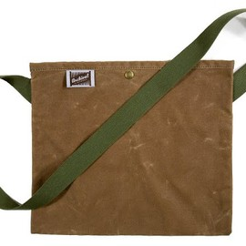 archival clothing - Musette Bag