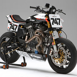 Bottpower - BOTT XR1R Pikes Peak motorcycle