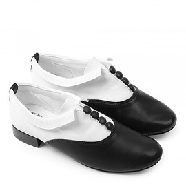 repetto - Zizi oxford shoes by SIA
