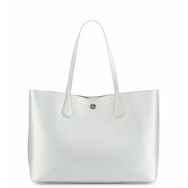 Tory Burch - Perry Tote  Silver/Marlin