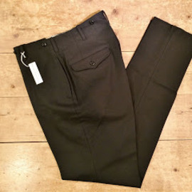 Pioneer Tailoring ( WARP AND WOOF ) - Tapered Officer's Trousers
