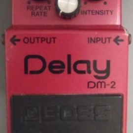 BOSS - DM-2 Analog Delay