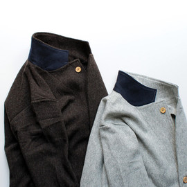 A VONTADE - 2 BUTTON RUSSELL JACKET