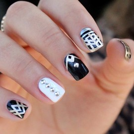 CULT - THE GREAT GATSBY NAILS