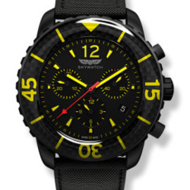 Skywatch - Carbon Fiber & Yellow