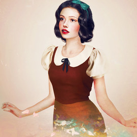Real Life Disney Characters by