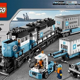 LEGO - Maersk Train