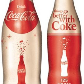 Coca-Cola - 125 YEARS Limited Editions