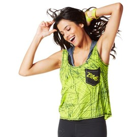 Zumba Fitness - Zumba (ズンバ) Guided by The Loose Tank (ライム)