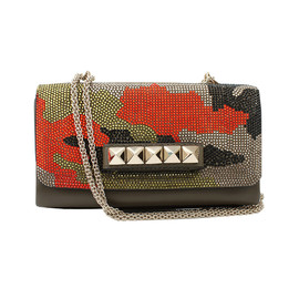 VALENTINO - Camouflage Flap Bag