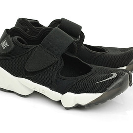 Nike - Air Rift - Black/Cool Grey