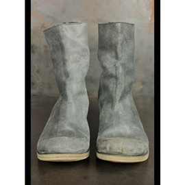 M.A+  - M.A+ | Back Zip Boot