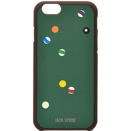 jack Spade - iphone6 case billiard