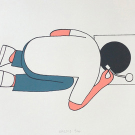 Geoff-McFetridge - Listening
