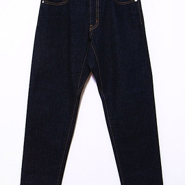 UNIVERSAL PRODUCTS - Never Rigid Tapered Denim Pants