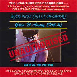 Red Hot Chili Peppers - Give It Away (Vol.2)