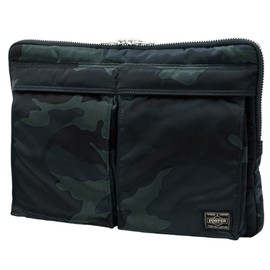 PORTER - DOCUMENT CASE / TANKER 30th ANNIVERSARY MODEL