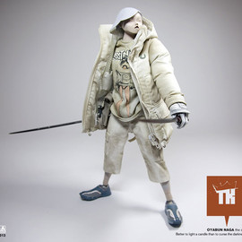 threeA Toys - TOMORROW KING OYABUN NAGA