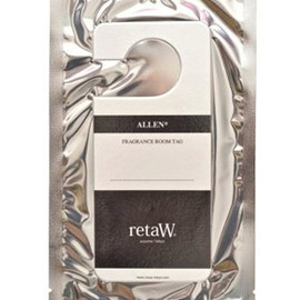retaW - FRAGRANCE ROOM TAG【ALLEN】