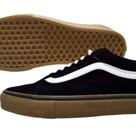 "VANS - VANS SYNDICATE OLD SKOOL PRO ""S"" (GOLF WANG)  BLACK"