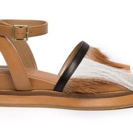 Dries Van Noten - SS2015 Sandals
