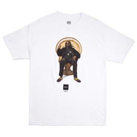 HUF x SNOOP DOGG - 420 TEE