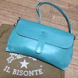 IL BISONTE - 3way clutch bag
