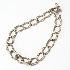 Tiffany & Co. - Silver Bamboo Link Neckless