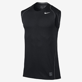 NIKE - Nike Pro Cool Sleeveless Fitted Men's Shirt