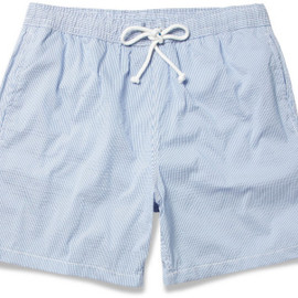HARTFORD - Seer Sucker Swim Shorts