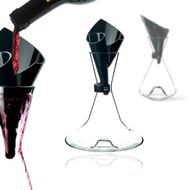 Nicolas Brouillac - Young & old wine decanter for PEUGEOT
