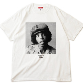 "MILLION RACE - S/S TEE ""Stoned or Not"" (White)"