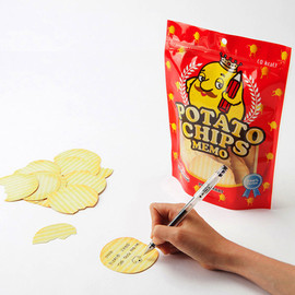 Connect design - Potato Chips Memo