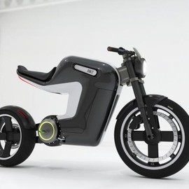 BOLT x - BOLT electric bike concept