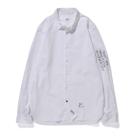 "STUSSY & THE HEARTBREAKERS - Graphic Shirt ""JEAN-MICHEL""(SOHO NIGHTS)"