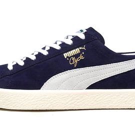"Puma - CLYDE HOME ""made in ITALY"" ""HOME & AWAY PACK"" ""LIMITED EDITION for CREAM"""