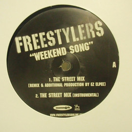 FREESTYLERS - WEEKEND SONG / Freskanova