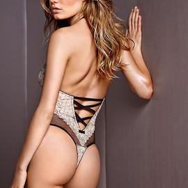 Camille Rowe - Lingerie