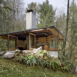 Tom Kundig - Tye River Cabin