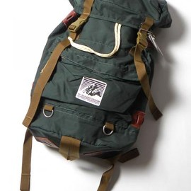Mt RAINIER DESIGN - Mt RAINIER DESIGN(マウントレイニアデザイン) CLIMBING PACK MR11930