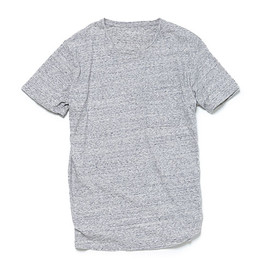 nonnative - DWELLER TEE SS - COTTON MARBLE JERSEY