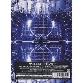 THE YELLOW MONKEY - THE YELLOW MONKEY at TOKYO DOME 【DVD】
