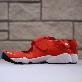 NIKE - AIR RIFT MTR / CHALLENGE RED