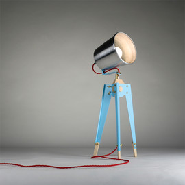 oliver hrubiak - oliver hrubiak: frank table lamp