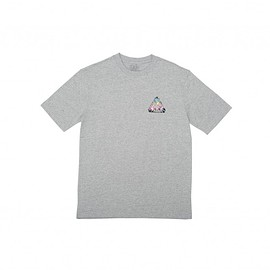 Palace Skateboards - TRI-WORKS T-SHIRT GREY
